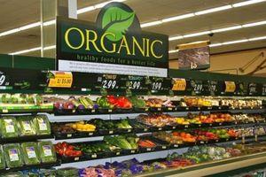 Dự báo thị trường rau quả hữu cơ thế giới sẽ tăng trưởng 9%/năm