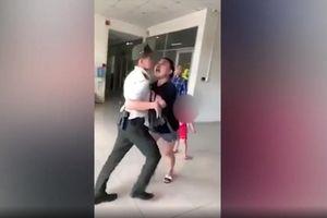 Nữ hành khách chửi bới, vu vạ an ninh sân bay Tân Sơn Nhất là CSGT