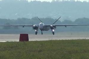 Siêu máy bay trinh sát-tấn công không người lái của Nga lộ diện