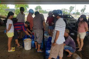 Người dân Đà Nẵng mệt mỏi tìm nguồn nước sạch