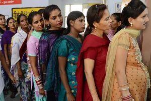 Dịch vụ y tế chăm sóc sức khỏe phụ nữ bị phân biệt giới tính ở Ấn Độ