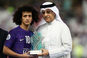 UAE triệu tập 'cầu thủ xuất sắc nhất châu Á 2016' đấu ĐT Việt Nam