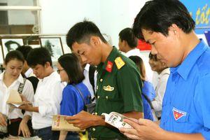 Cần Thơ: Triển lãm 800 cuốn sách về Chủ tịch Hồ Chí Minh