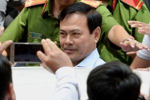Nguyễn Hữu Linh lại hầu tòa