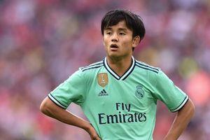 Real Madrid chia tay tài năng trẻ người Nhật Bản