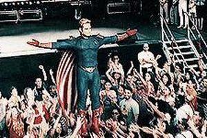 'The Boys' - loạt phim 18+ 'nói xấu' giới siêu anh hùng ác, biến thái