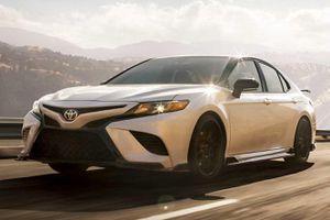 Toyota Camry TRD ra mắt, ngoại hình và khung gầm thể thao hơn