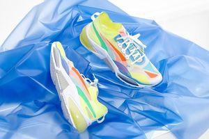 Puma ra mắt 2 mẫu giày trông lạ mắt, 'hợp túi tiền' của học sinh