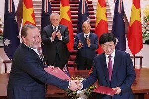 Doanh nghiệp Việt Nam,Australia hợp tác kết nối hàng không
