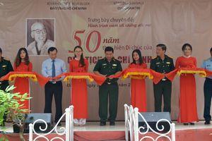 Hành trình vươn tới những ước mơ - 50 năm thực hiện di chúc của Chủ tịch Hồ Chí Minh