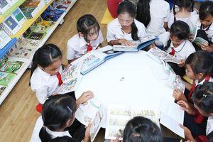 Tặng thư viện container cho Trường Tiểu học Mỹ Hòa 1, Tháp Mười, Đồng Tháp