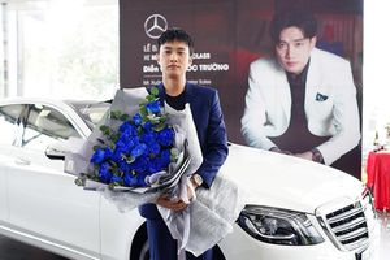 'Vũ sở khanh' tậu Mercedes-Benz S450 gần 5 tỷ