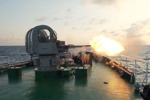 Vũ khí trên tàu Cảnh sát biển Việt Nam mạnh cỡ nào?
