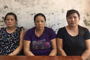 Nghệ An: Khởi tố 3 'nữ quái' lừa bán phụ nữ, trẻ em sang Trung Quốc