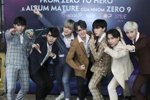 Zero 9 gây tranh cãi khi thắng giải âm nhạc ở Hàn Quốc