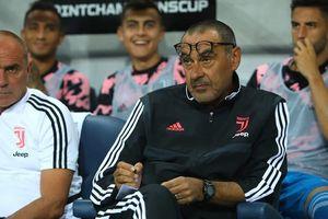 Juventus mất tân thuyền trưởng Sarri 2 trận đầu Serie A 2019/20