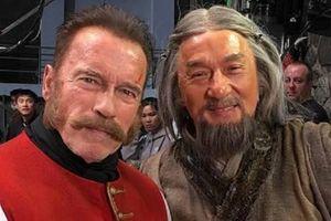 Thành Long và 'Kẻ huy diệt' Schwarzenegger bị hãng phim Nga kiện