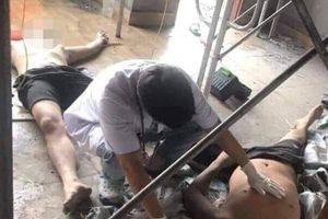 Thương tâm: 3 công nhân bị điện giật khi làm trần thạch cao ở Bắc Ninh