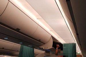 Hành khách người Nhật bị mất trộm số tiền lớn trên máy bay
