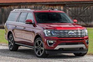 Ford Expedition King Ranch 2020 bán ra từ 1,7 tỷ đồng