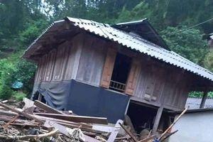 Mường Lát, Thanh Hóa: Thêm 1 người mất tích do mưa lũ