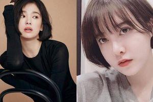 Trái với Song Hye Kyo, Goo Hye Sun lại được ủng hộ giữa lùm xùm ly hôn