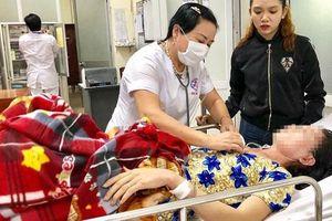 Cứu sống một phụ nữ ở Quảng Ngãi đã ngừng thở vì bị sét đánh