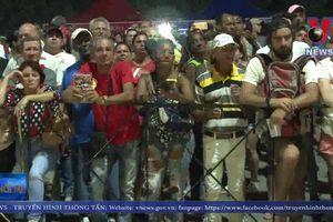 Tưng bừng lễ hội carnival mừng La Havana 500 năm tuổi