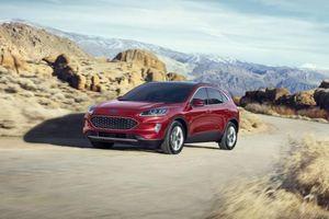 Ford Escape 2020 có giá từ 600 triệu đồng tại Mỹ, sắp về Việt Nam
