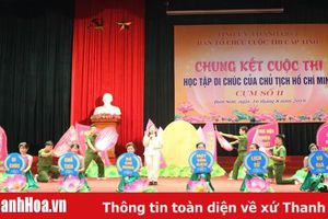 Sức lan tỏa từ Cuộc thi 'Học tập Di chúc của Chủ tịch Hồ Chí Minh'