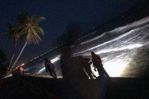 Tin mới vụ 4 du khách bị cuốn trôi trên biển Bình Thuận