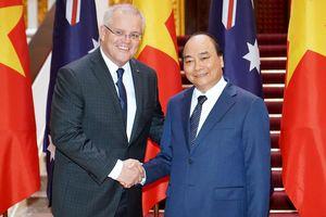 Thủ tướng Australia: Việt Nam - Australia đang cùng bước trên 1 con đường