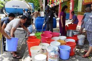 Đà Nẵng gấp rút triển khai các giải pháp đảm bảo nước sinh hoạt cho người dân
