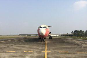 Máy bay bị bỏ quên 12 năm ở Nội Bài được định giá thế nào?