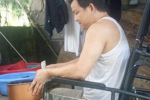 Tâm sự đẫm nước mắt của chàng thanh niên từ lao động chính trở thành phế nhân sau một vụ tai nạn