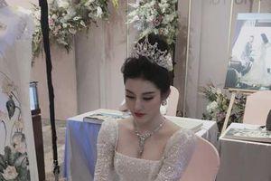 Xôn xao thông tin Á hậu Huyền My đi chụp ảnh cưới và sắp lấy chồng