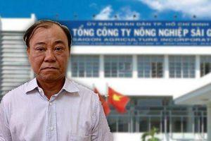 Ông Lê Tấn Hùng, nguyên Tổng giám đốc SAGRI bị khởi tố thêm tội tham ô tài sản
