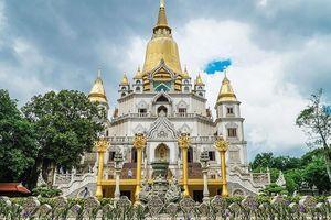 2 ngôi chùa Việt lọt tốp kiến trúc Phật giáo đặc sắc thế giới