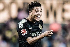 Sancho ghi bàn, kiến tạo giúp Dortmund lội ngược dòng