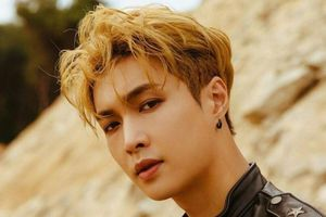 Tẩy màu vàng kim như Lay (EXO) cần làm gì để tóc không rụng, xơ rối?
