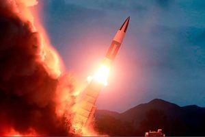 Triều Tiên bắn thêm hai 'tên lửa đạn đạo' ra biển