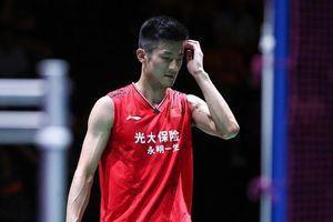 Chen Long dừng bước tại tứ kết giải cầu lông vô địch thế giới