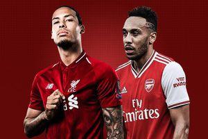 Liverpool 'át vía' Arsenal tại Anfield