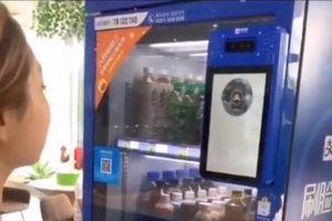 Dùng nhận diện khuôn mặt để thanh toán khi mua hàng ở Trung Quốc