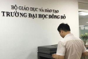 Kẽ hở nào của Bộ GD&ĐT khiến ĐH Đông Đô 'nhởn nhơ' đào tạo văn bằng 2?