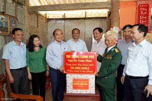 Thủ tướng thăm và làm việc tại Thái Nguyên, Bắc Kạn