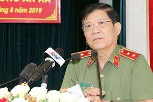Thứ trưởng Bộ Công an Nguyễn Văn Sơn: Công an xã phải tạo niềm tin từ nhân dân, phục vụ tốt nhân dân