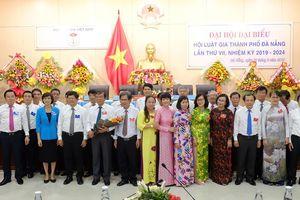 Ông Nguyễn Bá Sơn được bầu làm Chủ tịch Hội luật gia TP Đà Nẵng nhiệm kỳ 2019-2024
