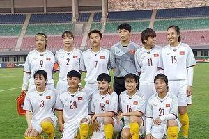Việt Nam gặp Philippines ở bán kết giải vô địch nữ Đông Nam Á 2019