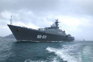 Sức mạnh Hải quân Việt Nam: Dàn tàu hộ vệ mạnh ngang khu trục hạm